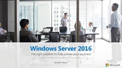Windows Server 2016 for SMB customers