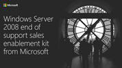 Windows Server 2008 EOS Sales Enablement Kit from Microsoft