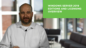 Windows Server 2019 Editions and Licensing Overview