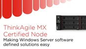 Lenovo ThinkAgile MX Certified Node Datasheet