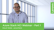 Azure Stack HCI Webinar - Part 1