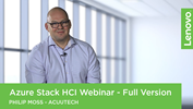 Azure Stack HCI Webinar - Full Version