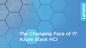 Ebook (French) – The Changing Face of IT: Azure Stack HCI