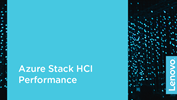 Azure Stack HCI Performance