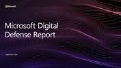 Microsoft Digital Defense Report 2020